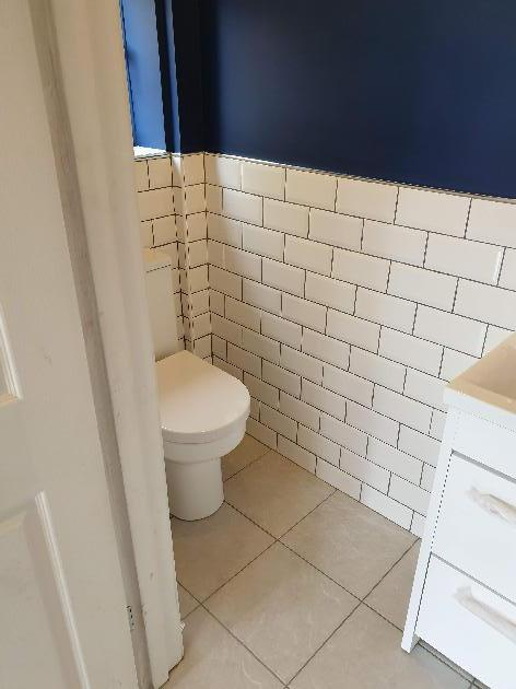 Cloakroom installation Bournemouth